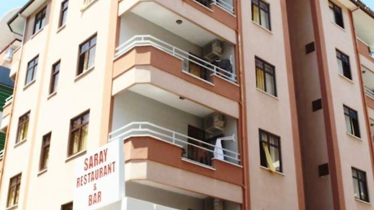 Saray Apartments photos Exterior