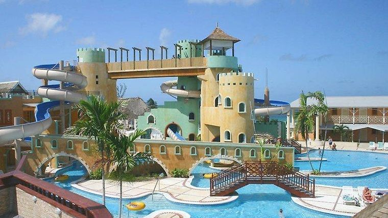 Hotel Sunset Beach Resort Spa Waterpark Montego Bay 4 Jamaica From Us 338 Booked