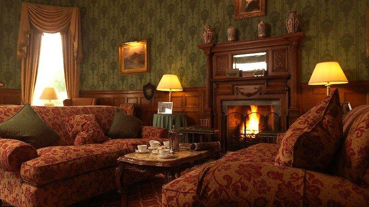 Kirroughtree House Room