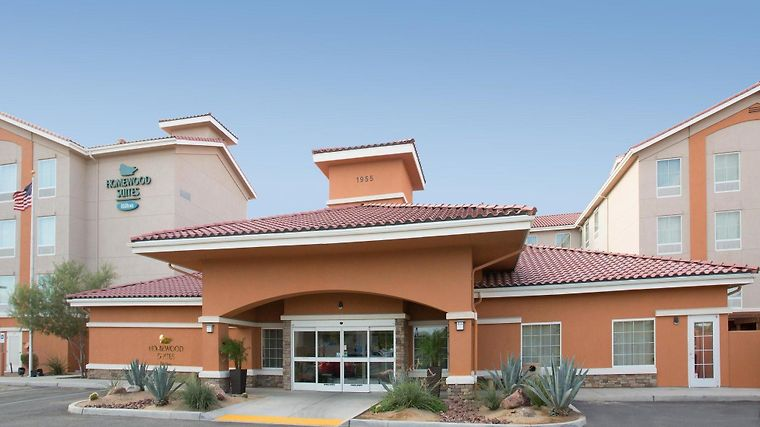 Homewood Suites By Hilton Yuma Exterior