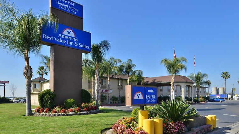 Americas Best Value Inn And Suites Madera photos Exterior