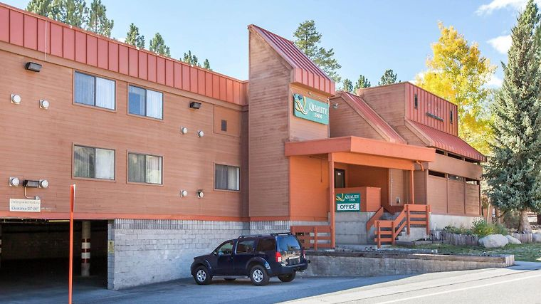 Quality Inn Near Mammoth Mountain Ski Resort Exterior