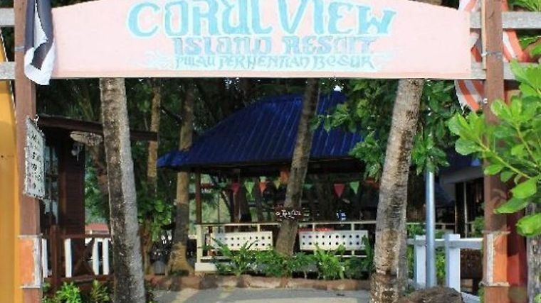 Coral View Island Resort Exterior