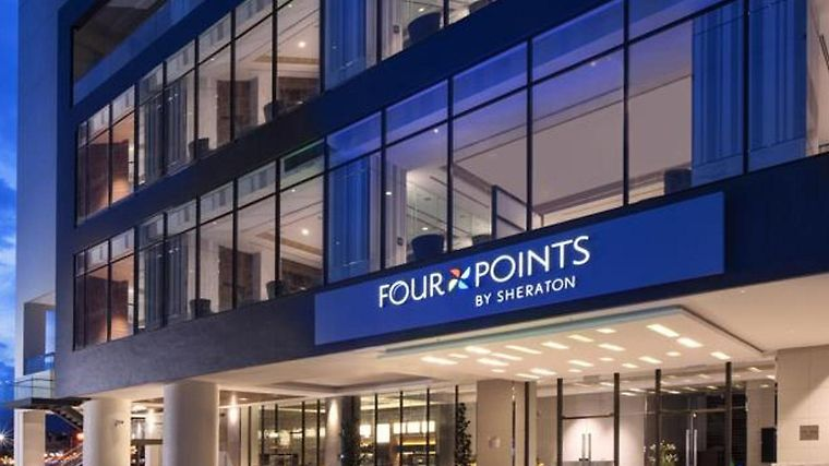 Four Points By Sheraton Sandakan Exterior