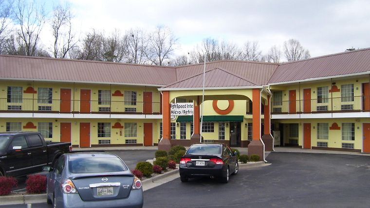 Americas Best Value Inn And Suites Lafayette Exterior