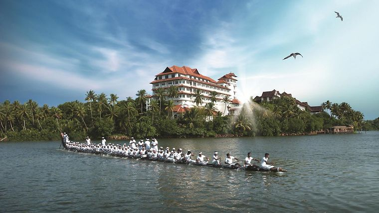 The Raviz Resort And Spa, Ashtamudi Exterior