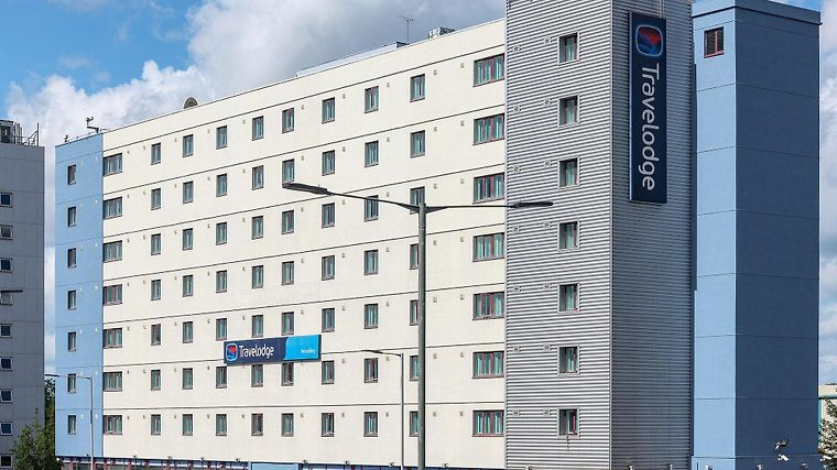 Travelodge London Wembley Hotel Exterior