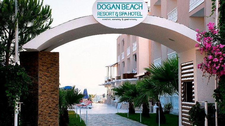 Dogan Beach Resort & Spa Hotel Exterior
