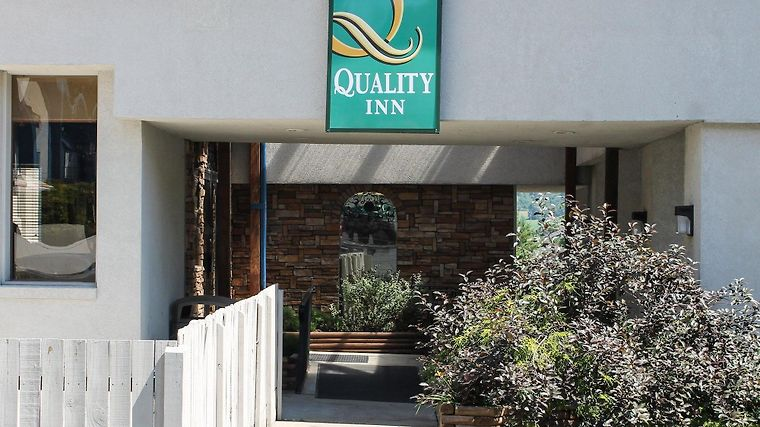 Quality Inn Deep Creek Lake Exterior
