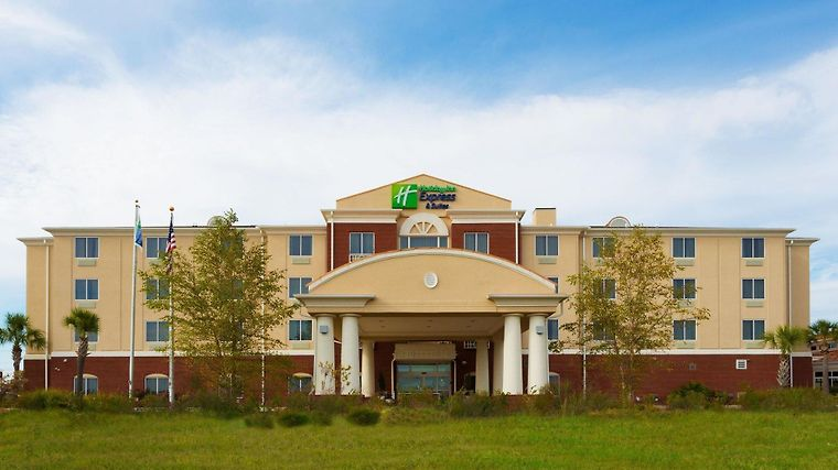 Holiday Inn Express & Suites Moultrie Exterior