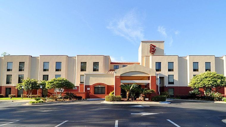 °HOTEL RED ROOF INN PENSACOLA FAIRGROUNDS PENSACOLA, FL 2* (United States)    From US$ 72 | BOOKED