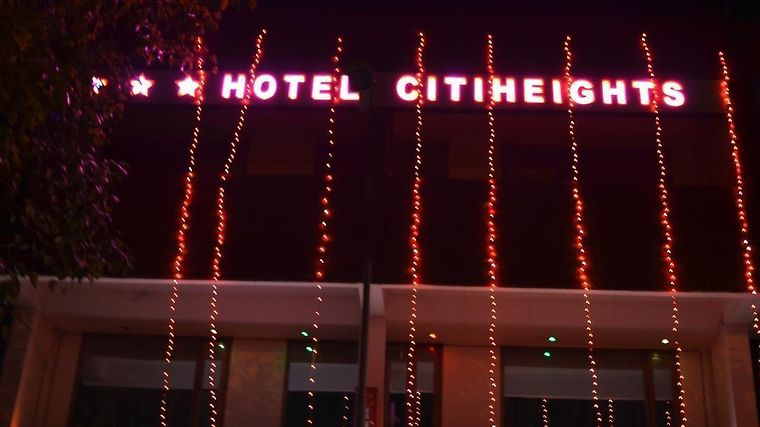 Hotel Citi Heights Exterior