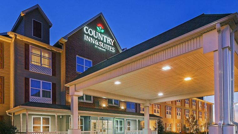 Country Inn & Suites By Carlson Chambersburg, Pa Exterior