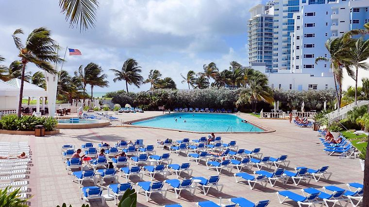 Hotel Deauville Beach Resort Miami Fl 3 United States From Us 173 Booked