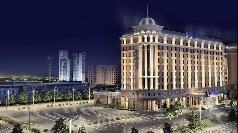 Park Inn By Radisson Astana, Kz photos Exterior