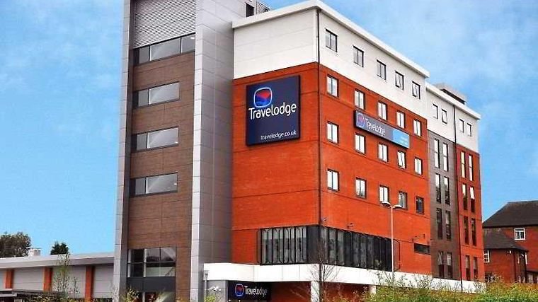Travelodge Newcastle Silverlink Hotel Exterior