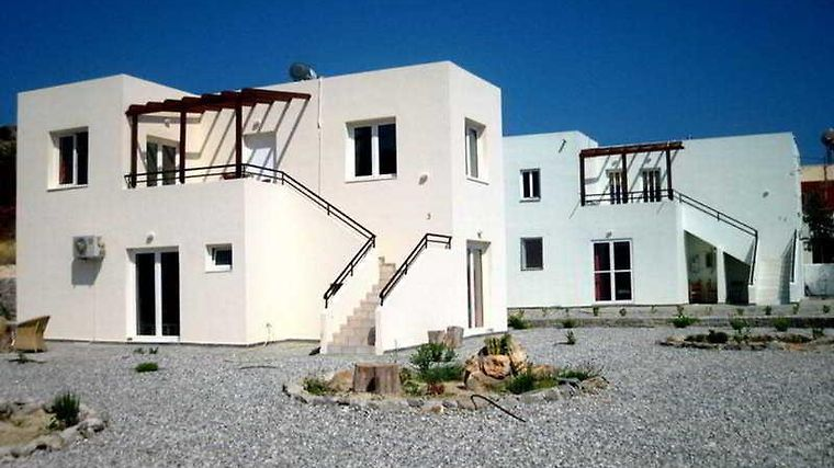 Crossrhodes Villa Apartments Exterior