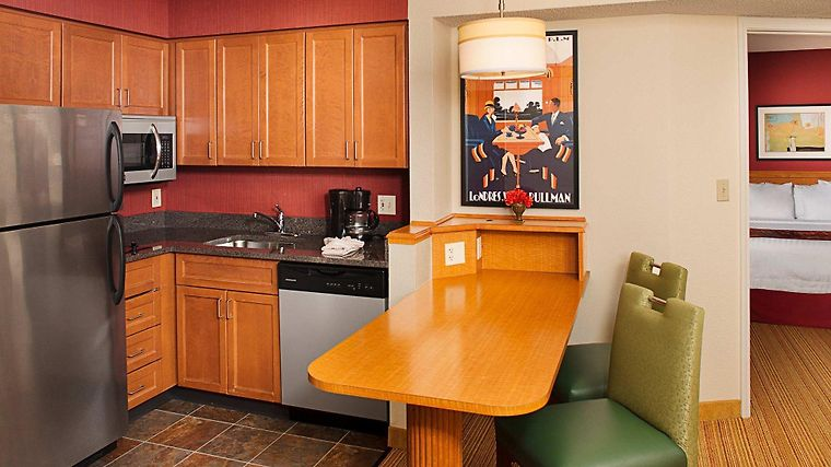 Residence Inn Tysons Corner Mall Room