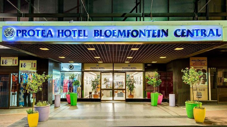 Bon Hotel Bloemfontein Central photos Exterior