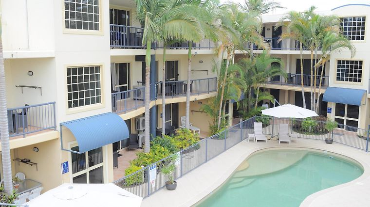 Beachside Holiday Apartments Exterior