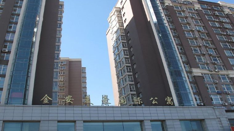 Harbin Joysome Serviced Apartment photos Exterior