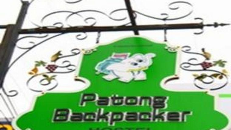 Patong Backpacker Hostel Exterior