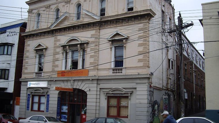Coffee Palace Backpackers photos Exterior