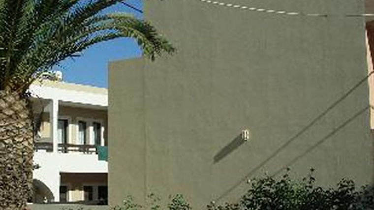 Danaos   Beach  Apartments  And Studios Exterior
