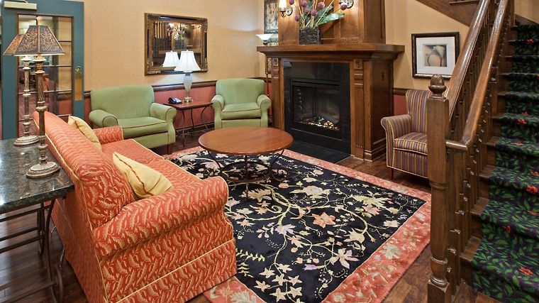 Country Inn & Suites By Carlson Grand Rapids East Interior