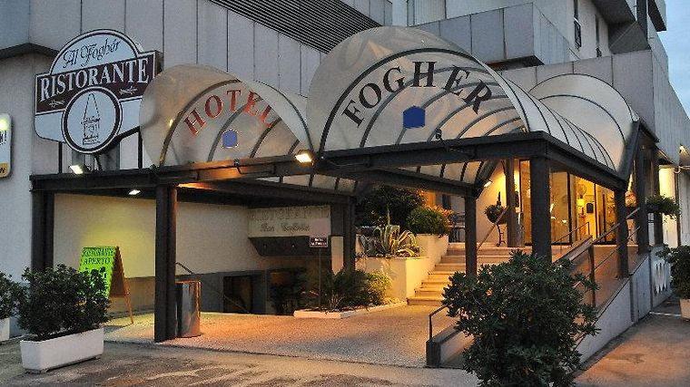 Best Western Hotel Al Fogher photos Exterior