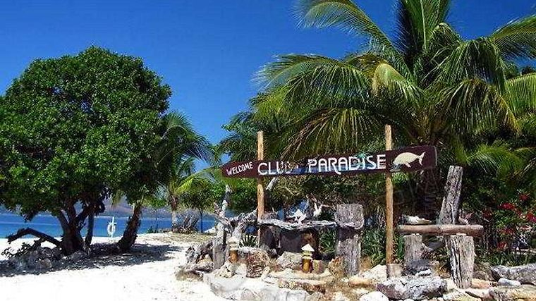 Club Paradise Resort Exterior