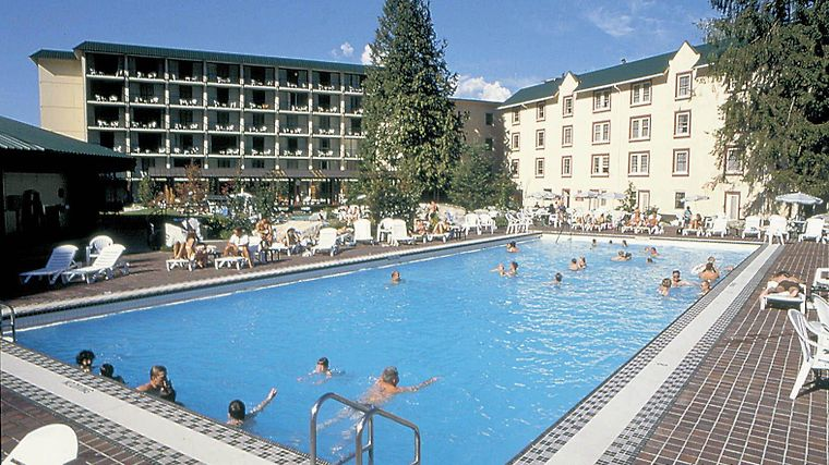 Harrison Hot Springs Resort & Spa Facilities