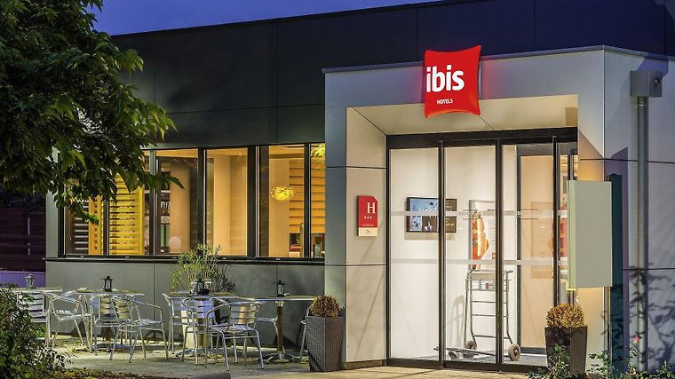 Ibis Rennes Cesson photos Exterior