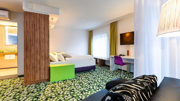 Ibis Styles Wien City photos Exterior