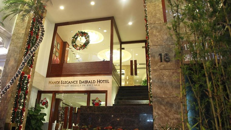 Hanoi Elegance Emerald Hotel 3 Vietnam From Us 94 Booked