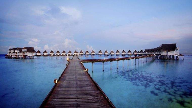 Centara Grand Island Resort & Spa Maldives Exterior