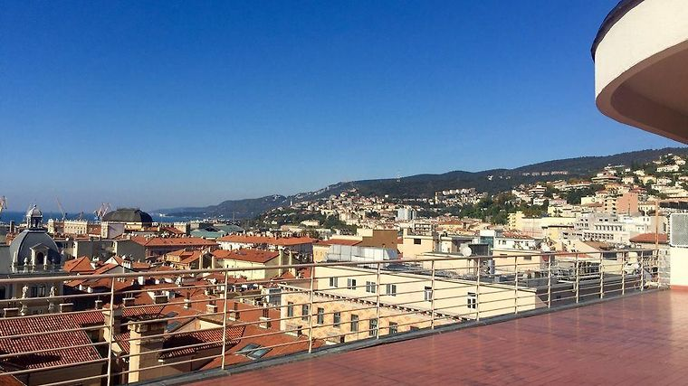 HOTEL RESIDENCE LE TERRAZZE TRIESTE (Italy) - from US$ 100   BOOKED