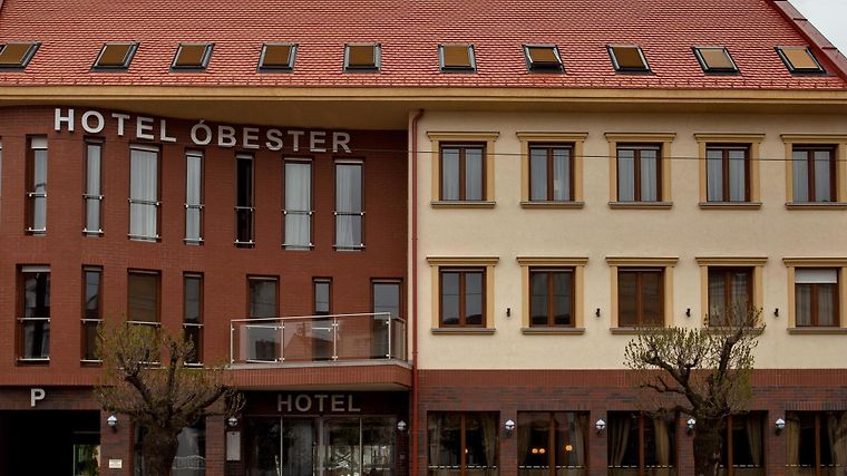 Hotel Obester Exterior