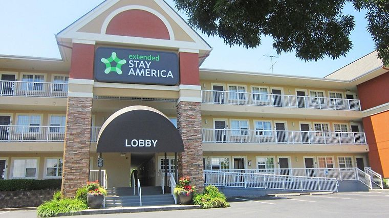Extended Stay America - Seattle - Tukwila photos Exterior