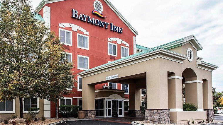 Baymont Inn & Suites West Valley City Exterior