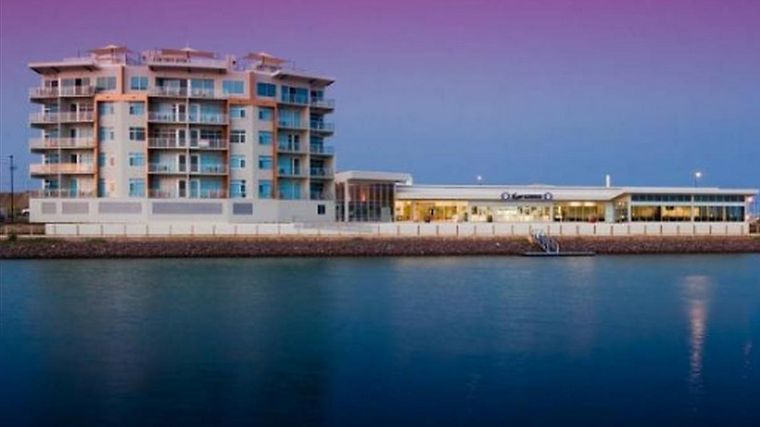 Wallaroo Marina Apartments Exterior