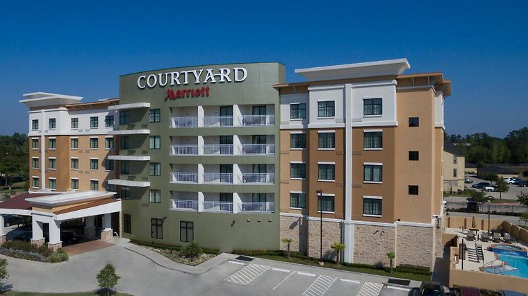 Courtyard Houston Kingwood Exterior