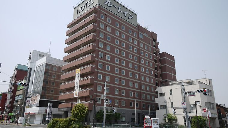 Hotel Route-Inn Fukaya Ekimae photos Exterior