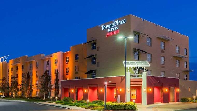 Towneplace Suites Tampa Westshore/Airport Exterior
