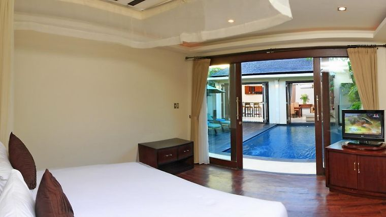 The Seri Villas Seminyak photos Exterior