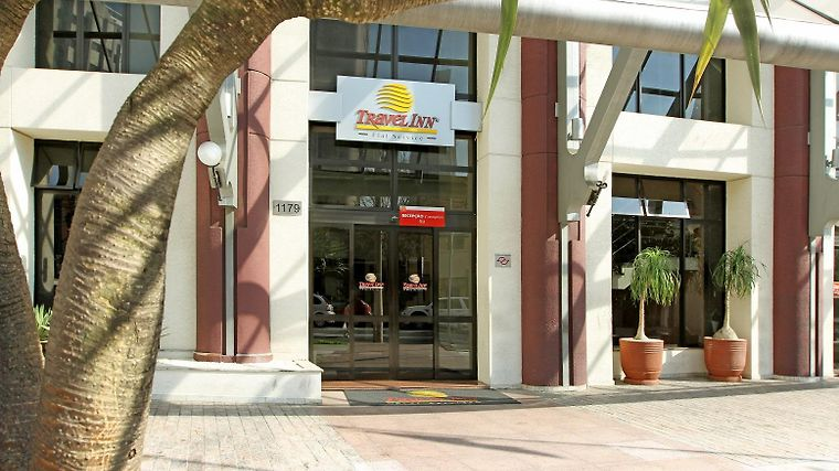 Travel Inn Live & Lodge Ibirapuera Exterior