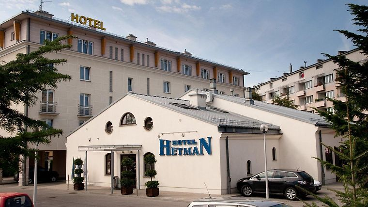 Hotel Hetman photos Exterior
