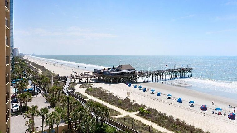 Hotel Holiday Inn At The Pavilion Myrtle Beach Sc 3 United States From Us 106 Booked