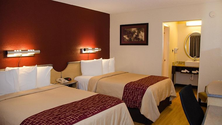 °HOTEL RED ROOF INN WILLIAMSBURG, VA 2* (United States)   From US$ 73 |  BOOKED