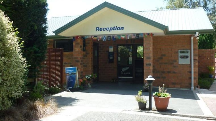 Invercargill Top 10 Holiday Park Accomodation Exterior